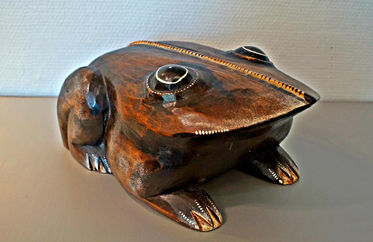 Beautytempel Beitrag Frog
