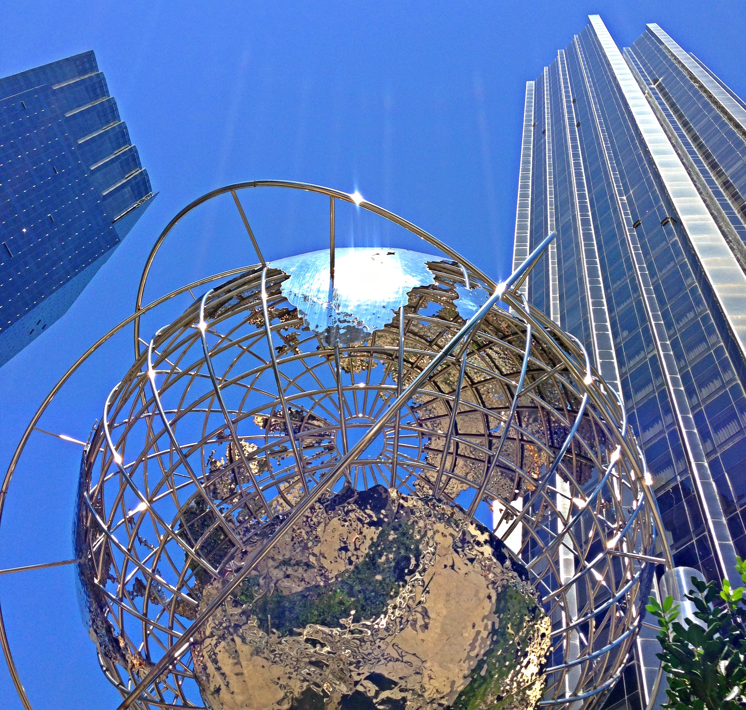 Columbus Circle NYC Beitrag