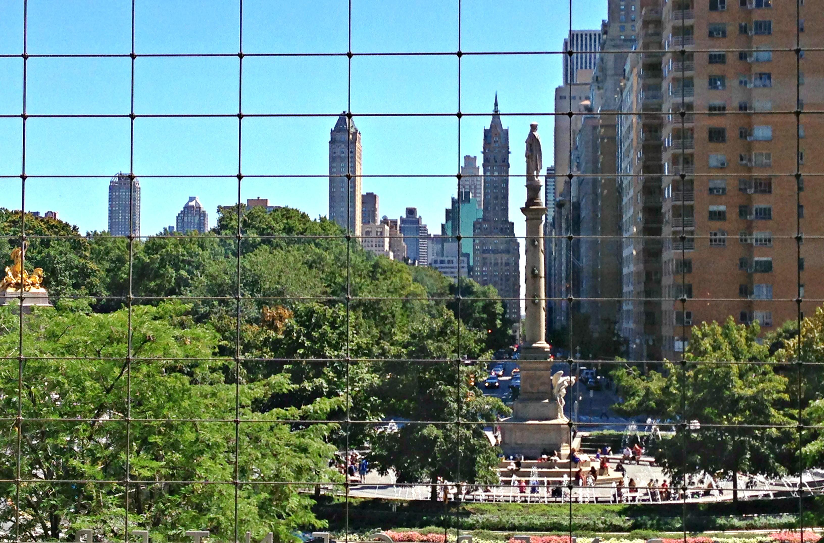 Columbus Statue NYC Beitrag 2