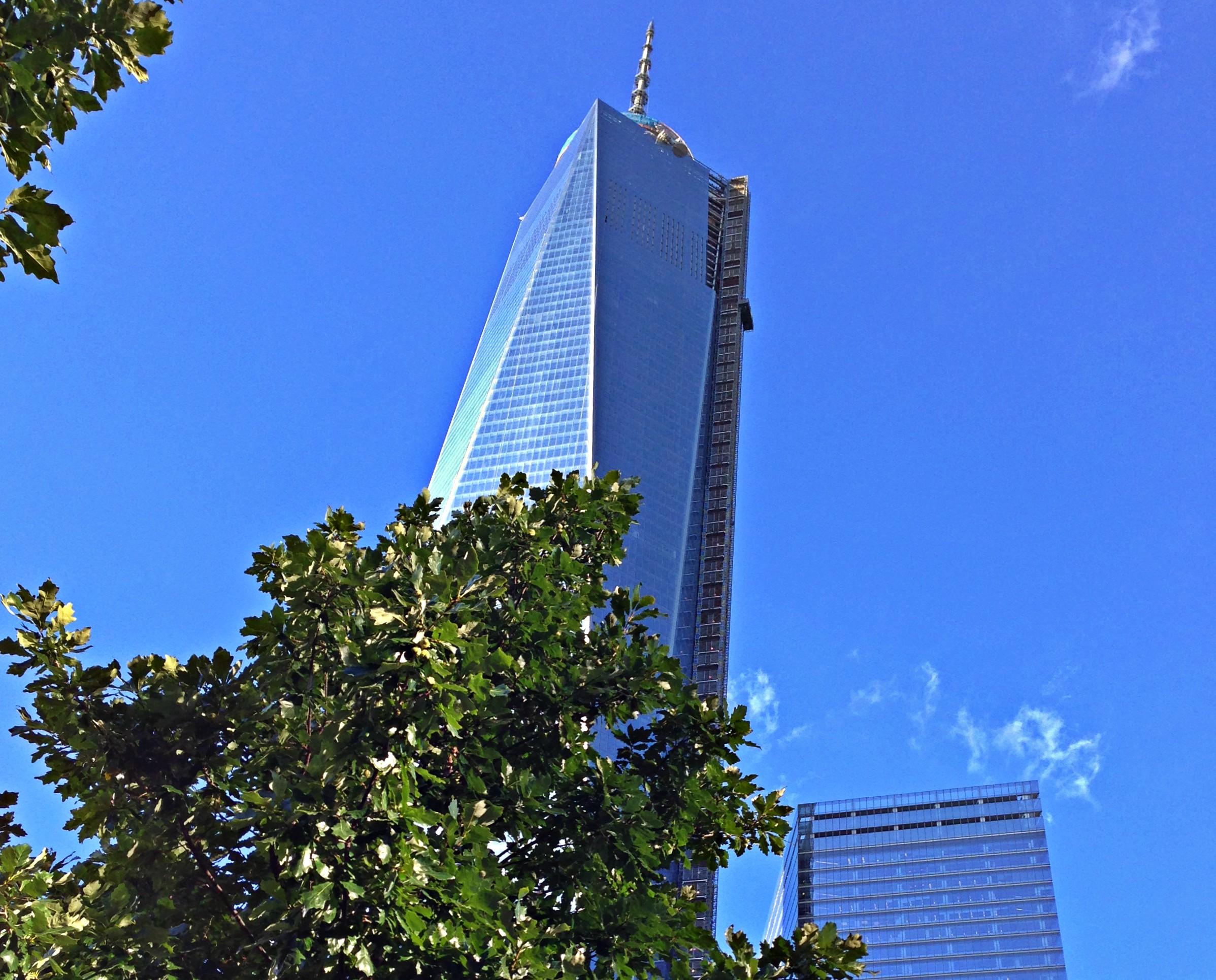 Ground zero NYC Beitrag 2