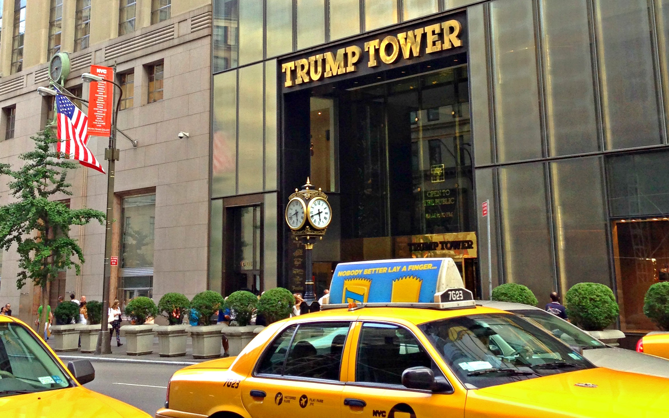 Trump Tower NYC Beitrag
