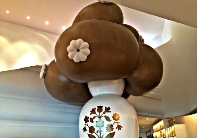Beitrag Kameha Grand Hotel Blume Beitrag