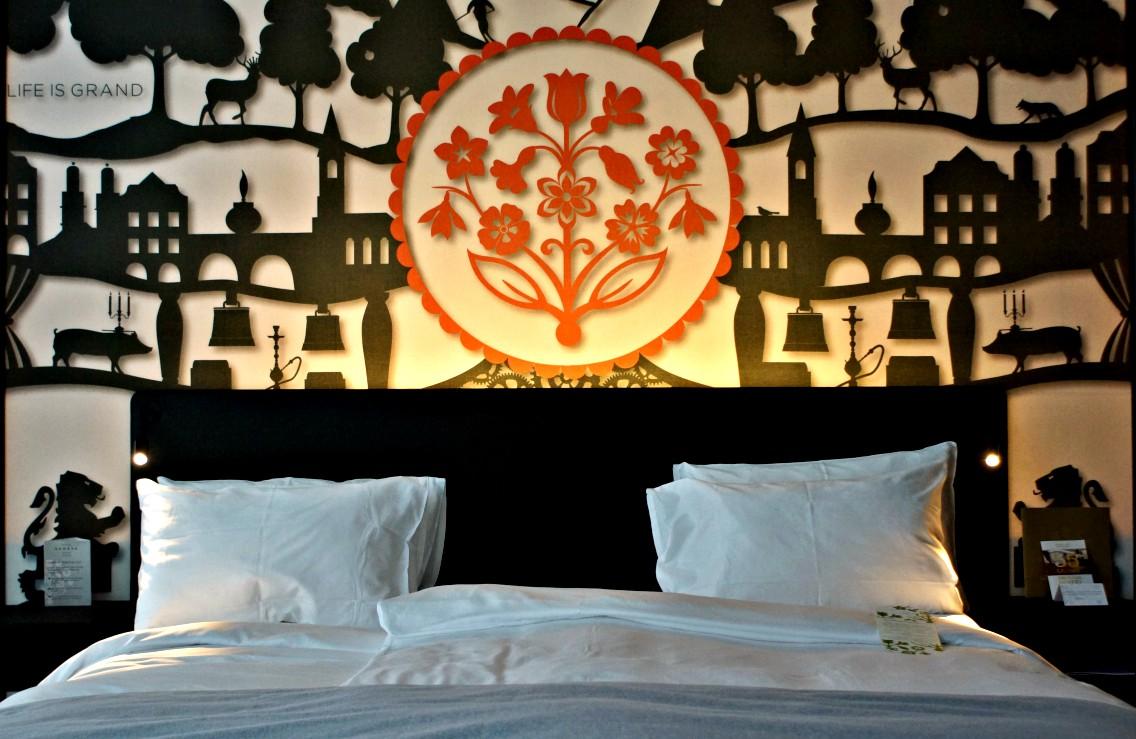Kameha Grand Hotel Zürich De Luxe Zimmer Swiss Design