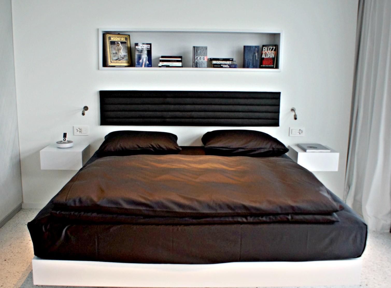 Kameha Grand Hotel Zürich Schwebendes Bett