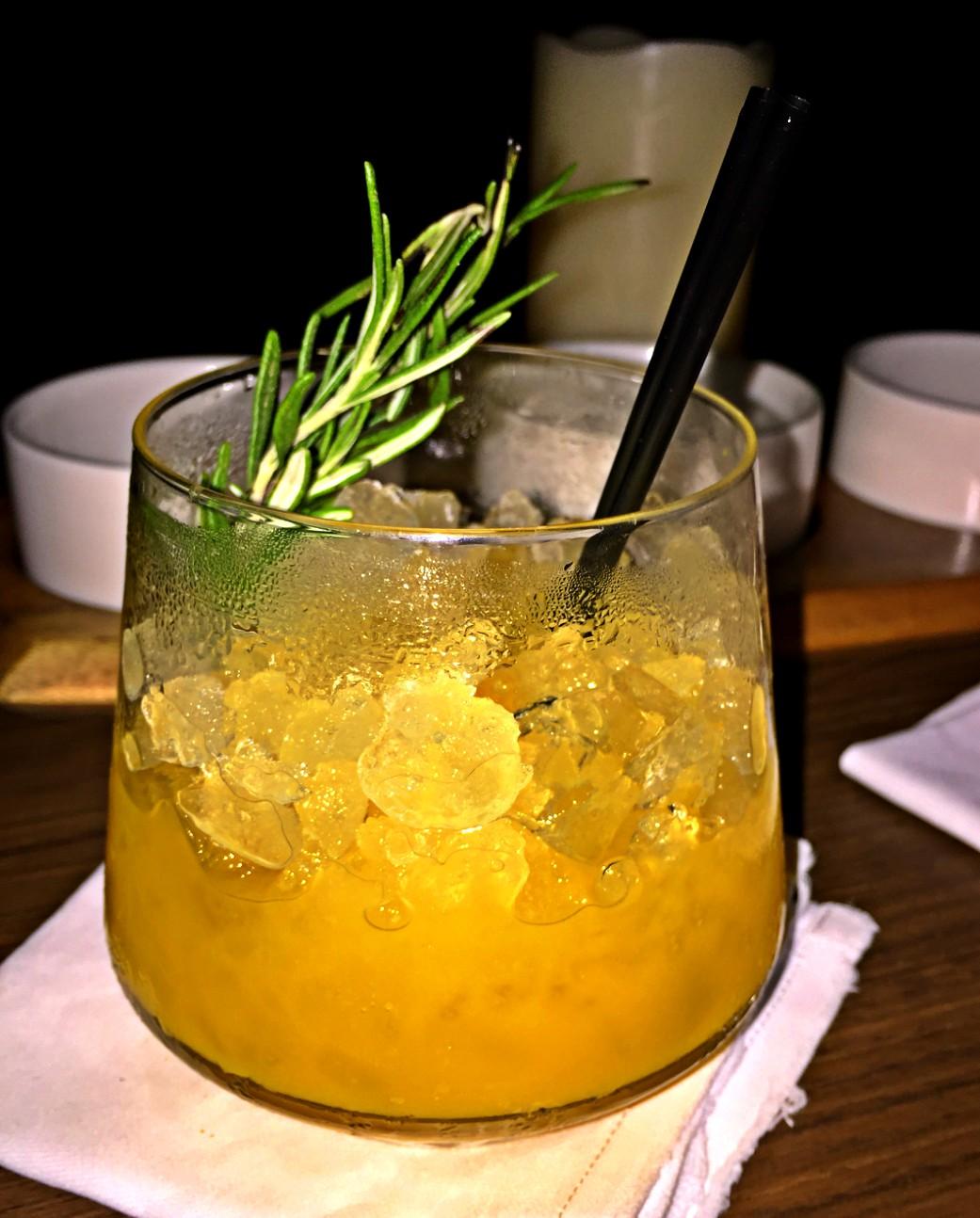 Cocktail Swissotel The Stamford