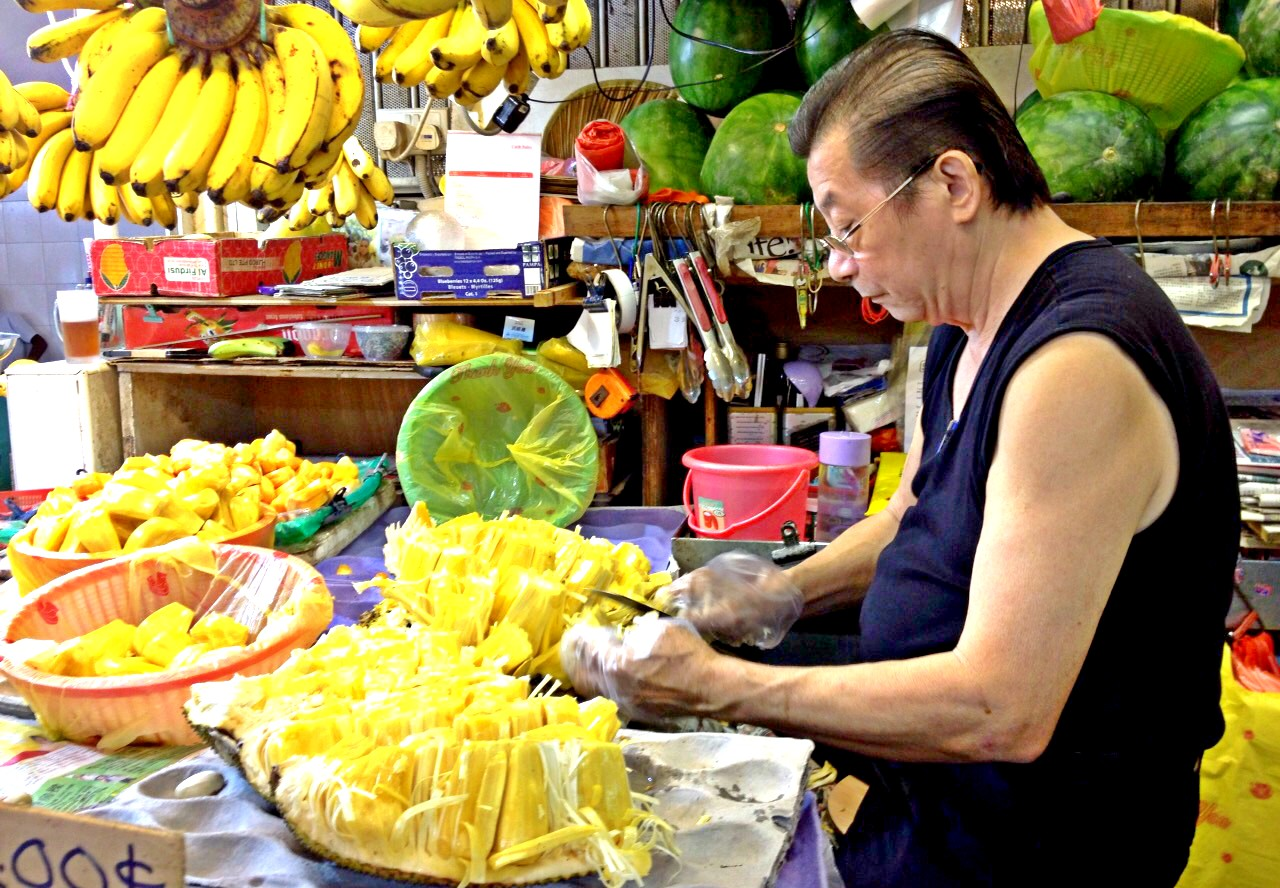 Durian Chef