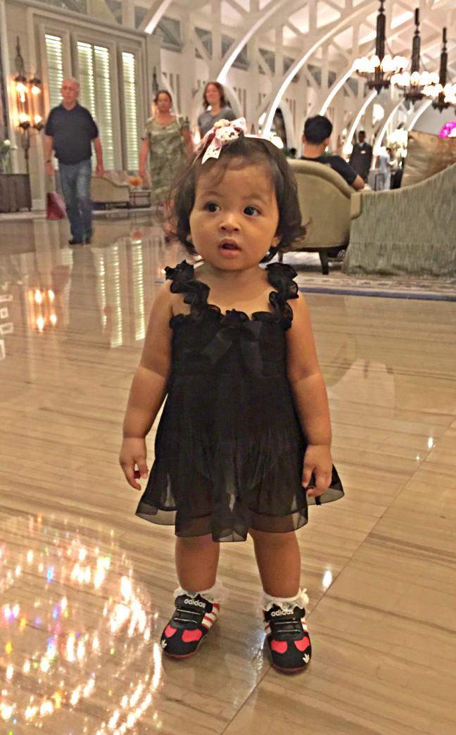 Fullerton Prinzessin