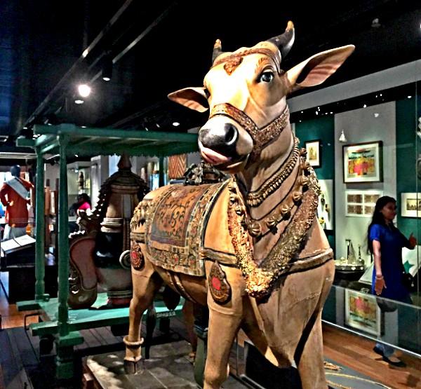 Heritage Museum Singapur Haustiere