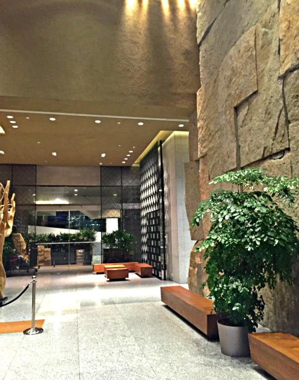 Oasia Hotel Lobby