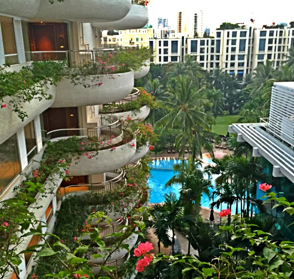 Shangri La Hotel Singapur