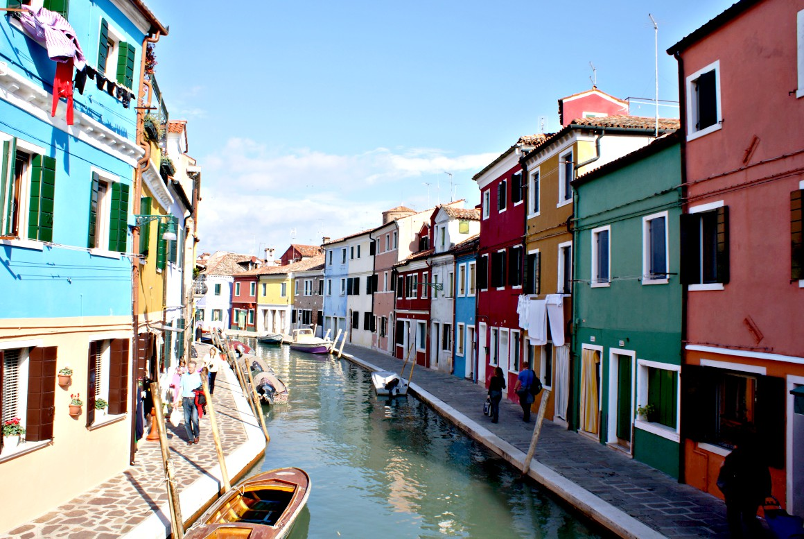 Canale Burano