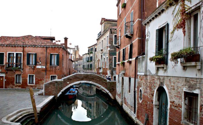 Ein ganz früher Morgen in Venedig