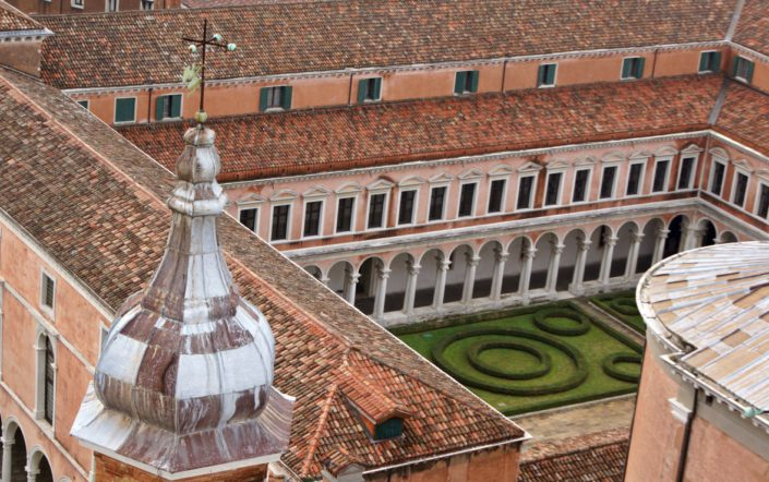Innenhof von San Giorgio Maggiore