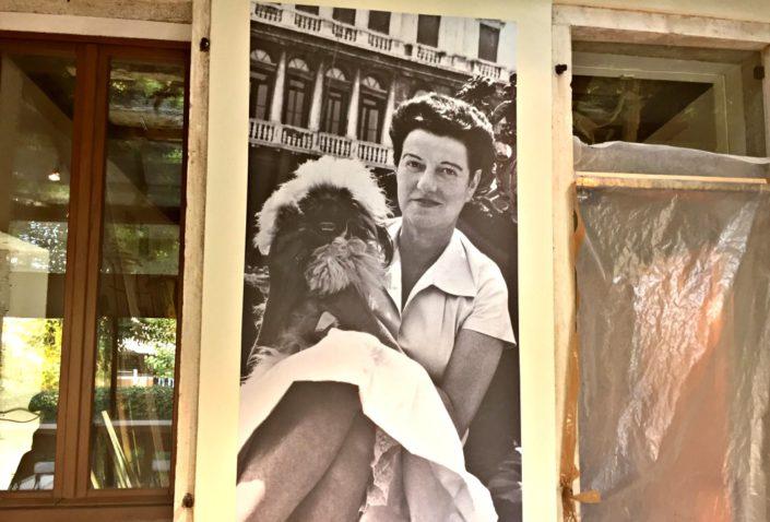 Portrait von Peggy