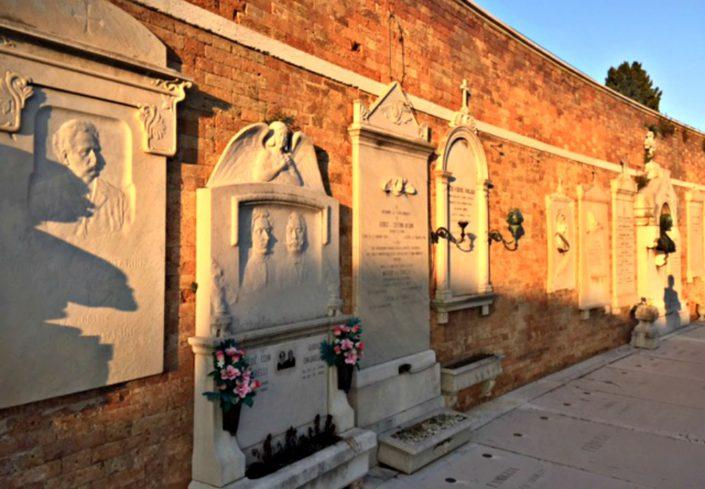 Wandgräber San Michele