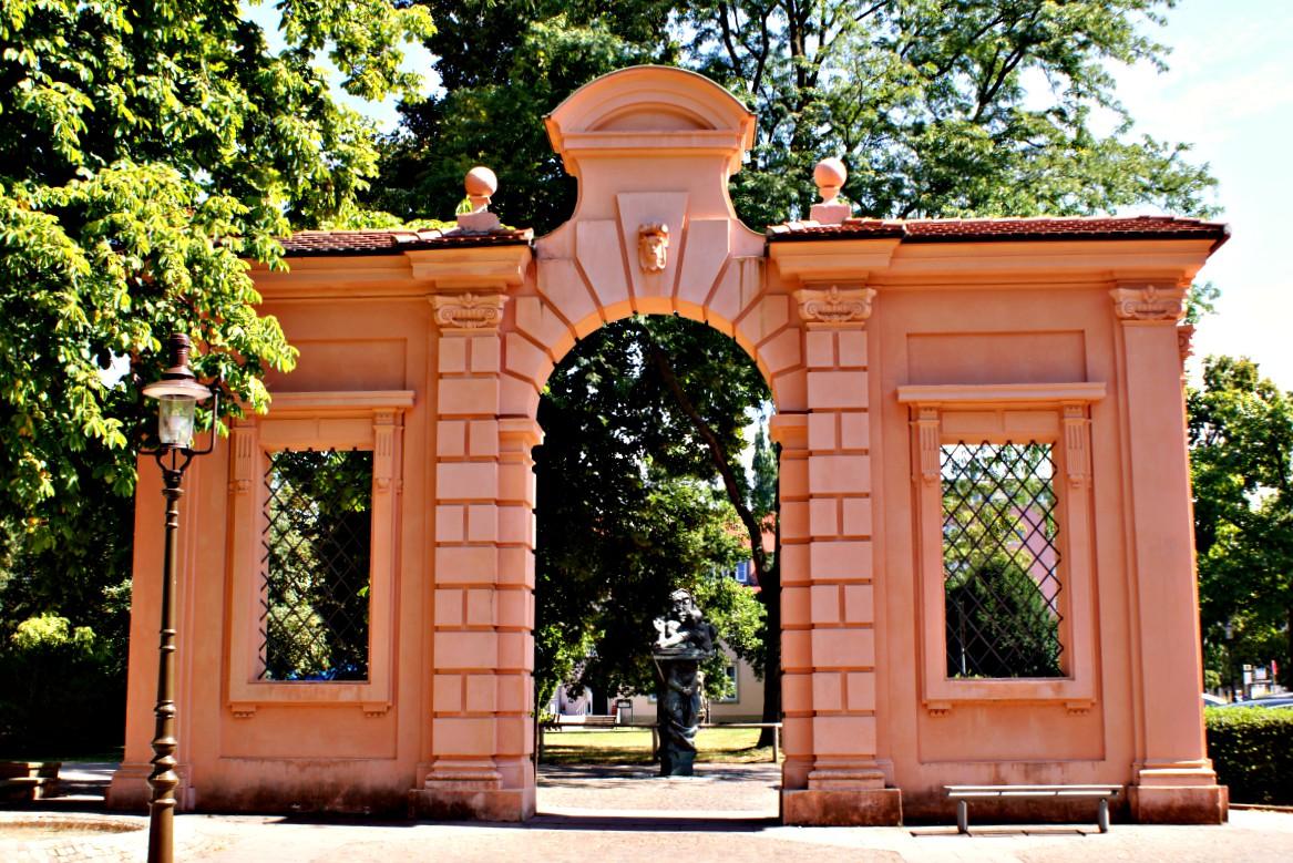 Altes Stadttor von Rastatt