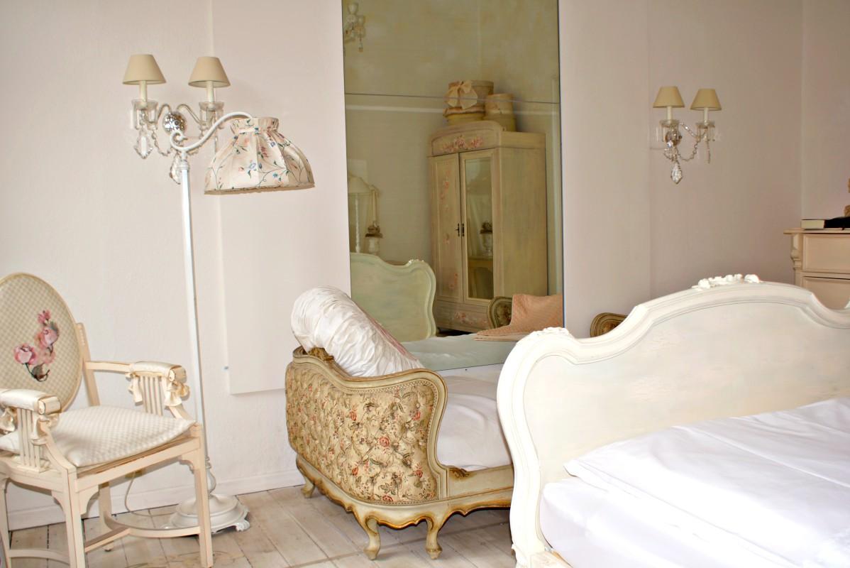 Otomane im Airbnb Zimmer