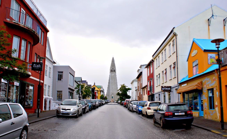Halliskirkja Reykjavik