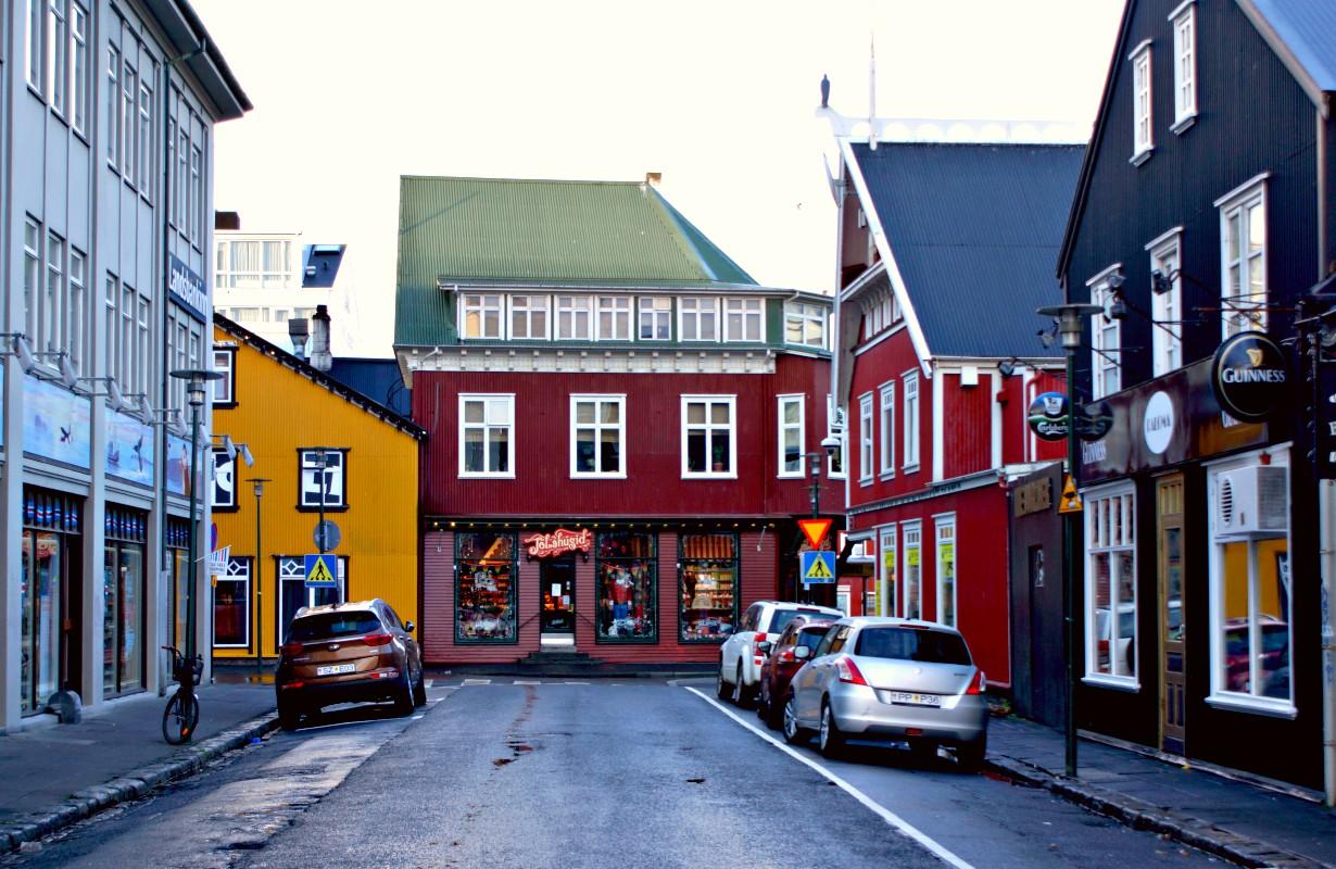 Reykjavik 2017
