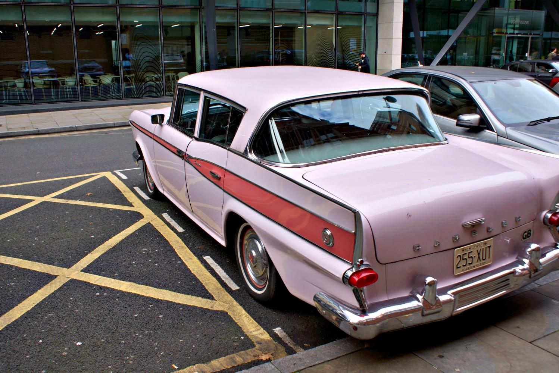 pinky Oldtimer