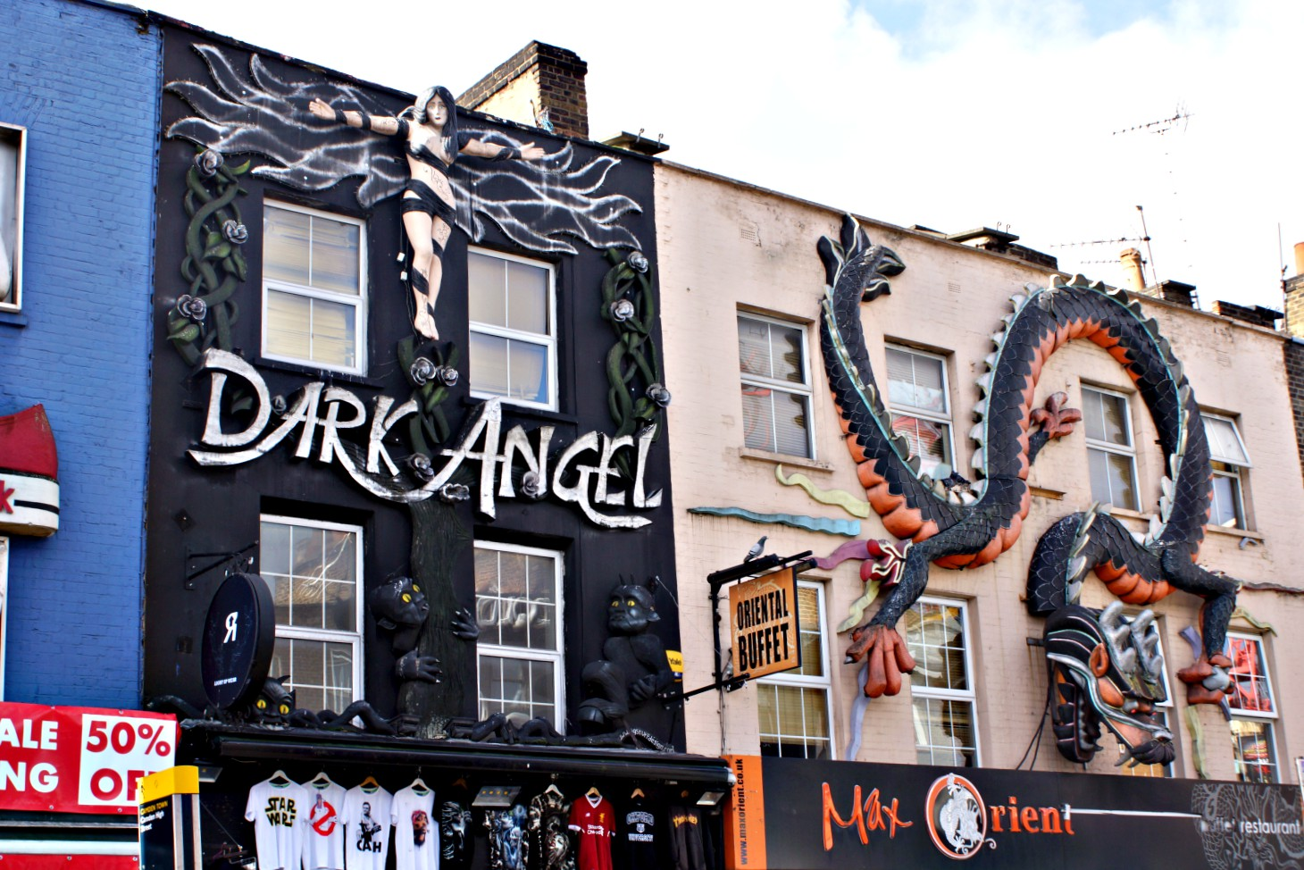 Camden Dark Angel