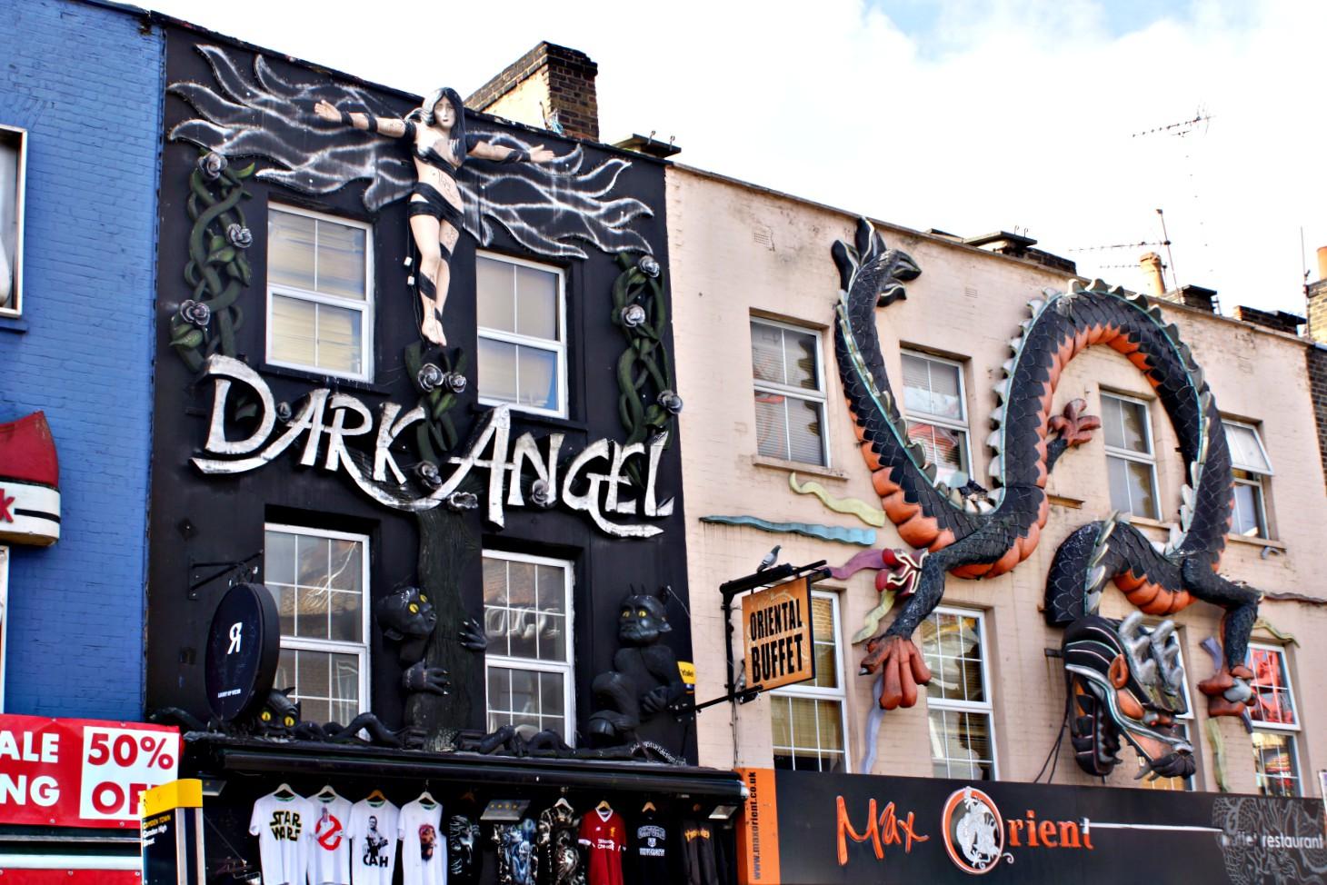 Camden Dark Angel