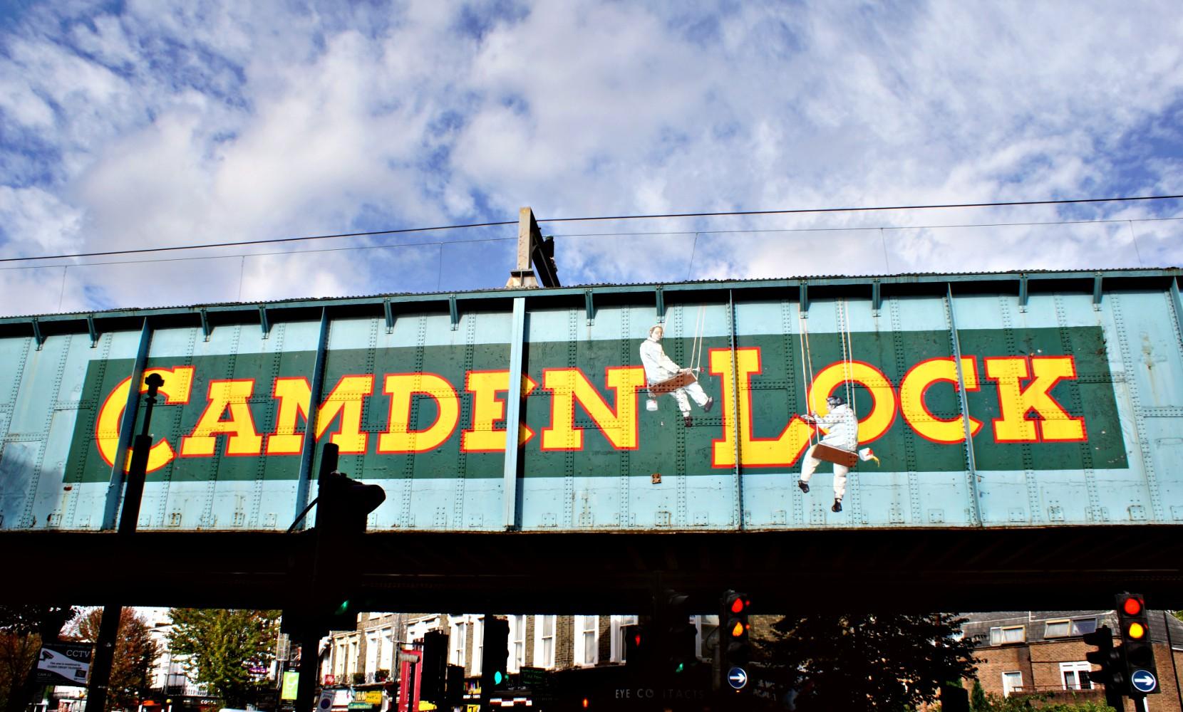 Camden Lock Station