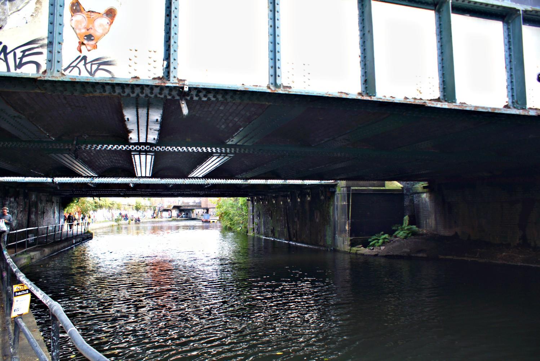 Camden canal tour