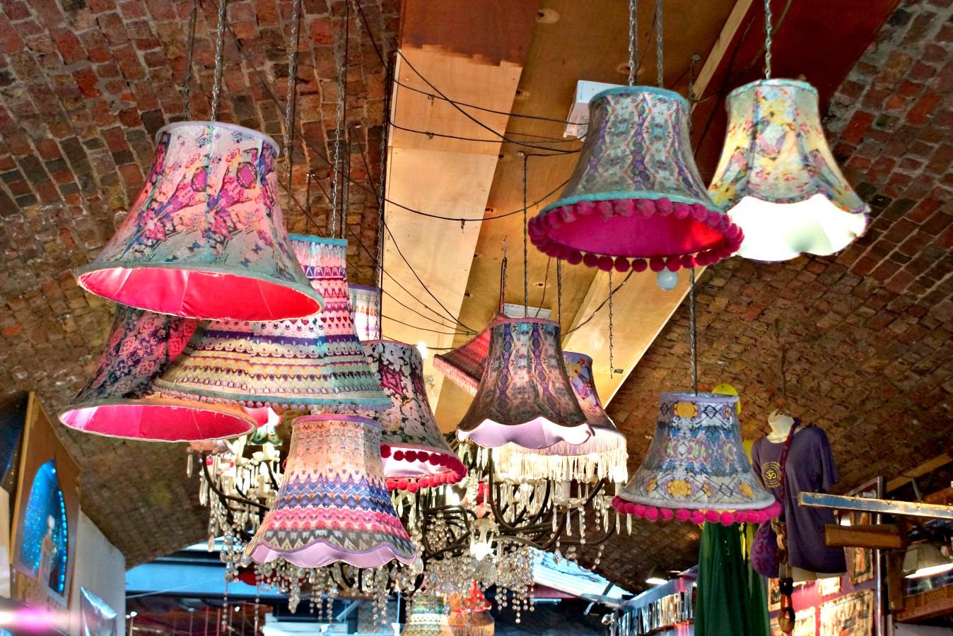 Camden lamps