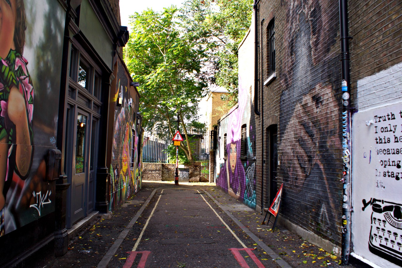 Camden streets