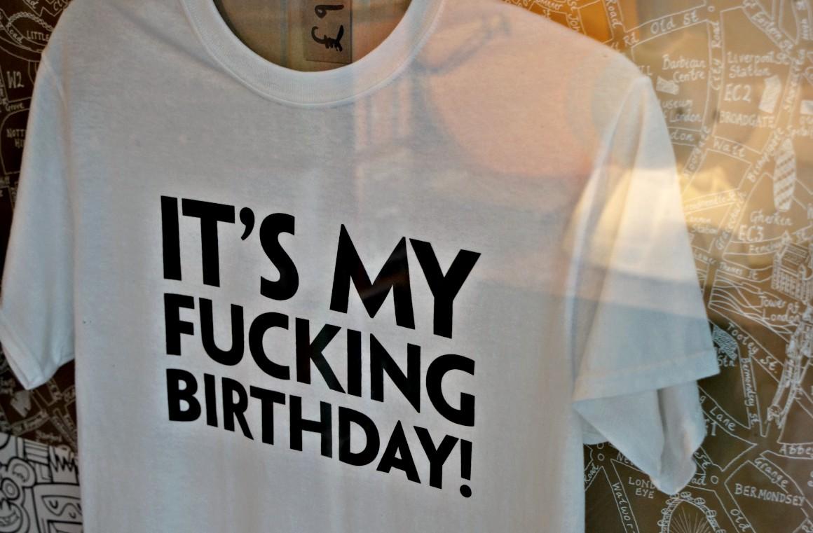 Fucking Birthday