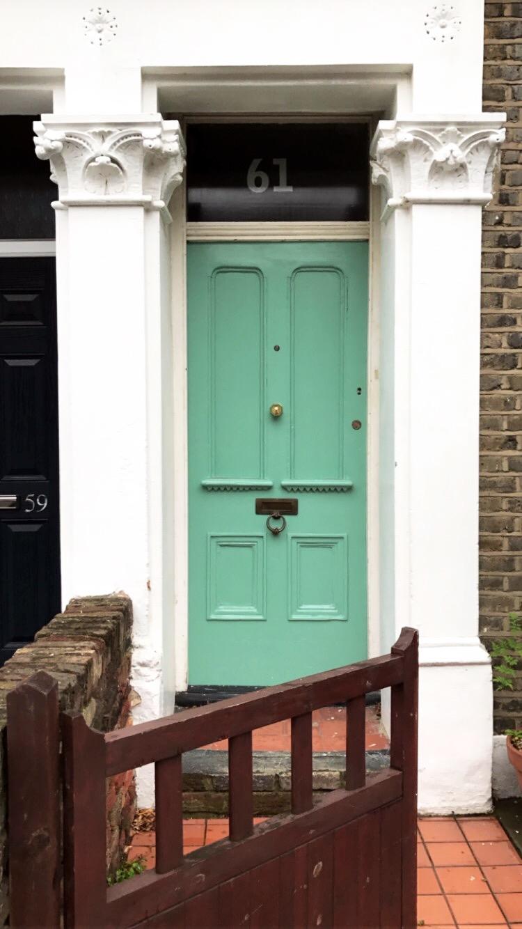 Vauxhall Door