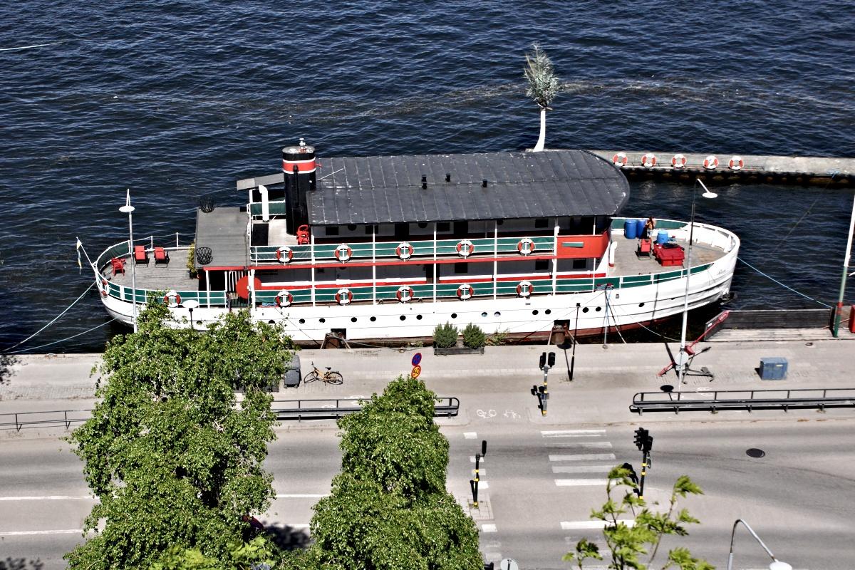 Hotelschiff Södermalm